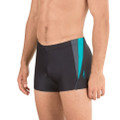 Speedo Fitness Splice - Fitted Trunk