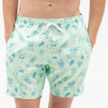 ambsn Tiki Tiki Hot Tubber Short