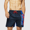 Diesel Two-Tone Logo - Surf Short