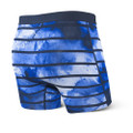 SAXX Vibe Navy Tie Dye Stripe Boxer Brief