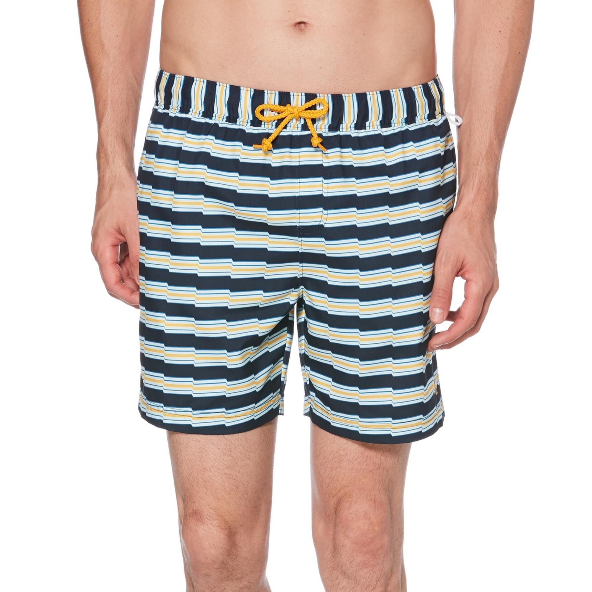 54b29d5b5d Original Penguin Zig Zag Stripe - Swim Short ...