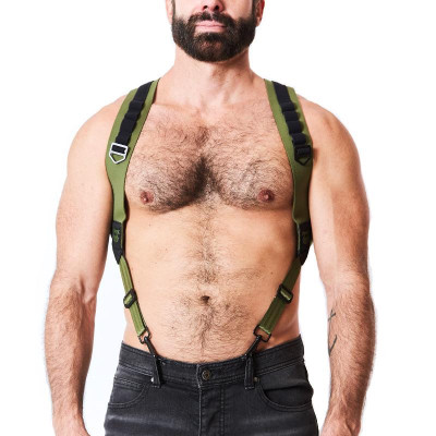 Nasty Pig Tracker Suspender Harness