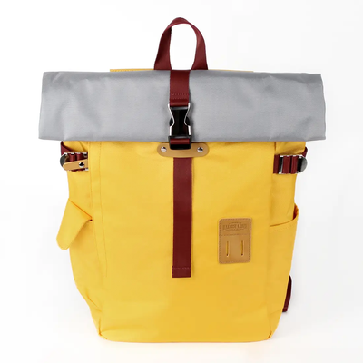 Harvest Label Rolltop 2.0 Backpack - Mustard