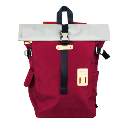 Harvest Label Rolltop 2.0 Backpack - Burgundy