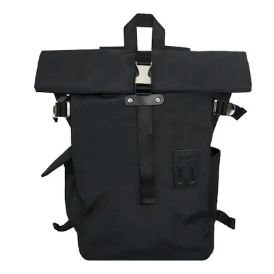 Harvest Label Rolltop 2.0 Backpack - Black