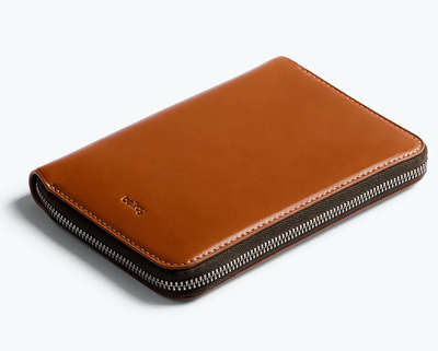 Bellroy Travel Folio Passport - Caramel