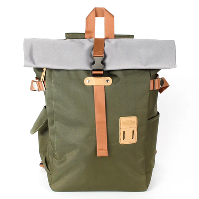 Harvest Label Rolltop 2.0 Backpack - Olive