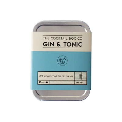 The Cocktail Box - Gin & Tonic Kit