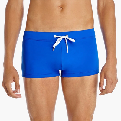 2(x)ist Cabo Blacklight Blue Swim Trunks