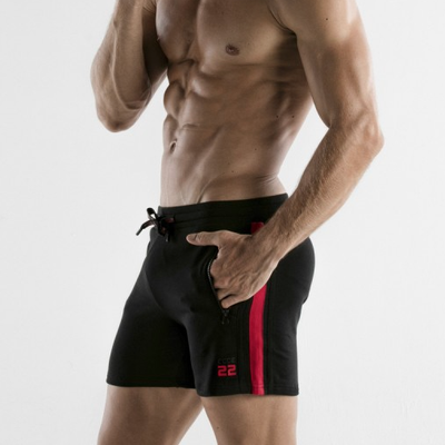 CODE 22 - Core Shorts - Black