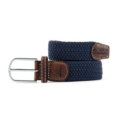 Billybelt Woven Belt - Slate Blue