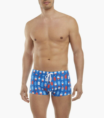 2(x)ist Cabo American Pop Swim Trunks