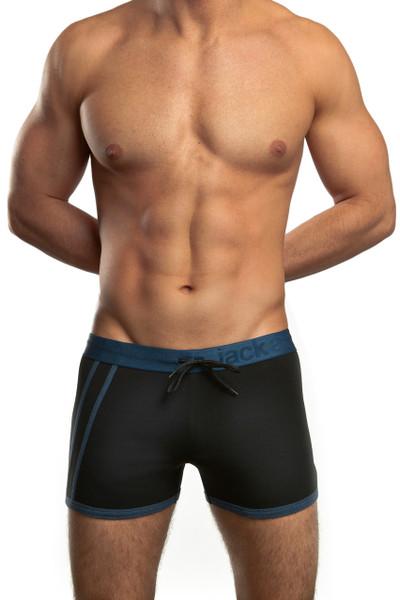 Jack Adams Cross Fit Short - Black
