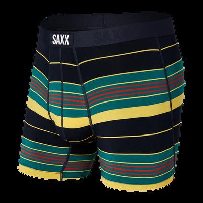 SAXX Vibe Champion Stripe Boxer Briefs