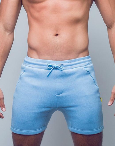 Supawear Recovery Shorts - Reboot Blue