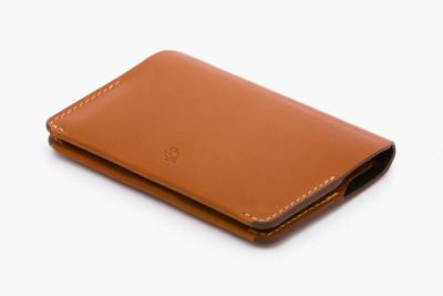 Bellroy Card Holder - Caramel