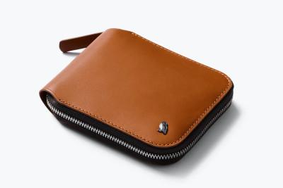 Bellroy Zip Wallet - Caramel