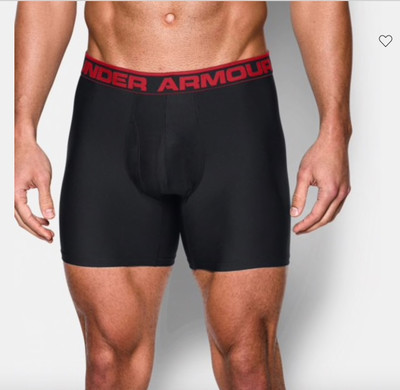 "Under Armour Original 6"" - Boxer Brief"