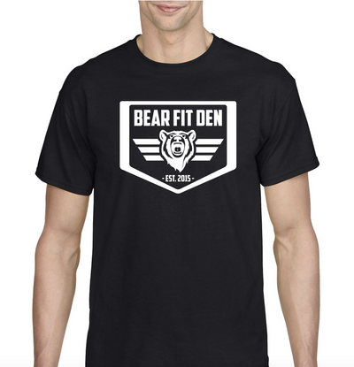 Bear Fit Den T-Shirt
