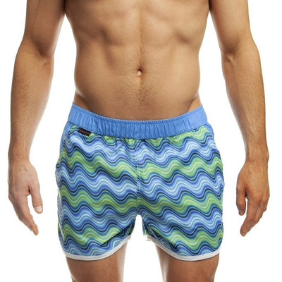 Jack Adams Optical Wave - Surf Short