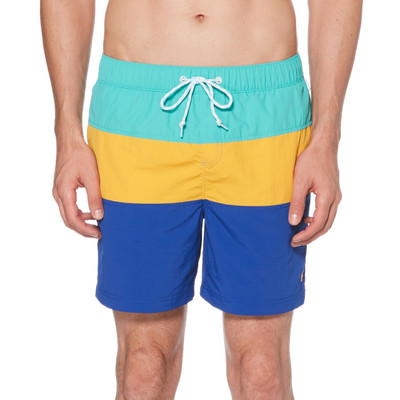 Original Penguin Color Block - Swim Short