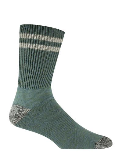 Farm To Feet Fargo Lightweight Crew Sock - Spruce