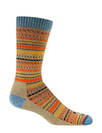 Farm To Feet Charleston Ultralight Crew Sock - Desert Tan