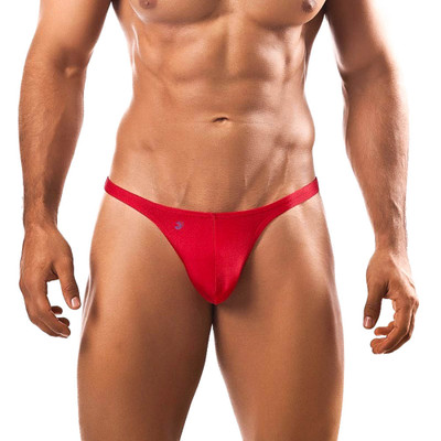 Joe Snyder Red Thong