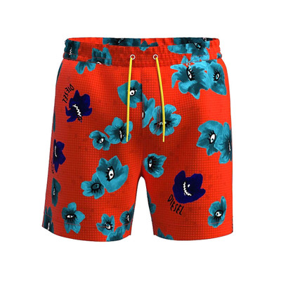 Diesel BMBX Wave Dubarry - Swim Short