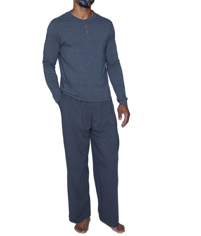 Wood Charcoal Lounge Pants