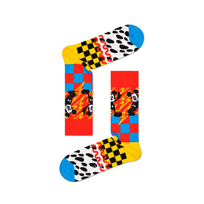 Happy Socks - Disney Mickey Time Sock