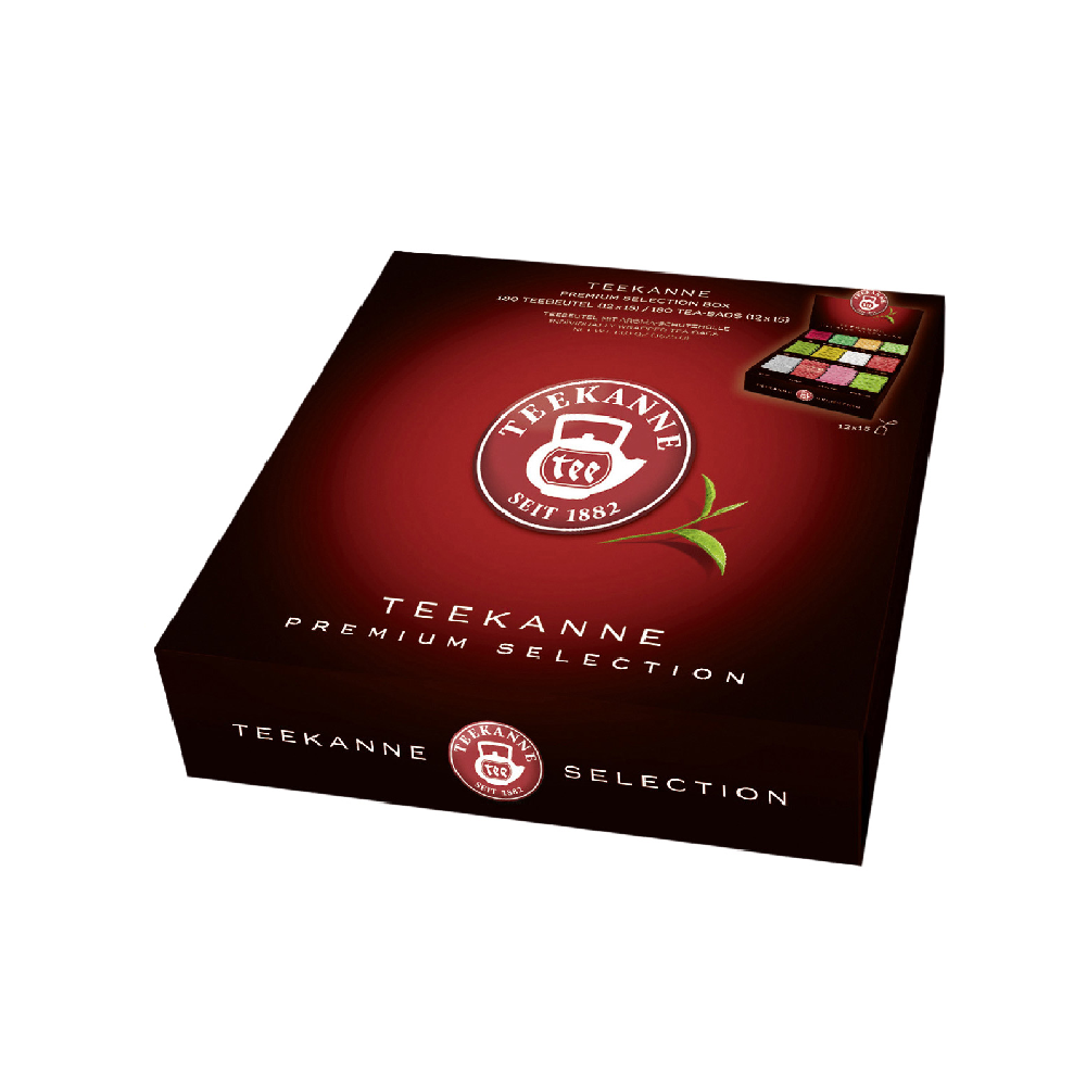 Teekanne Selection Box