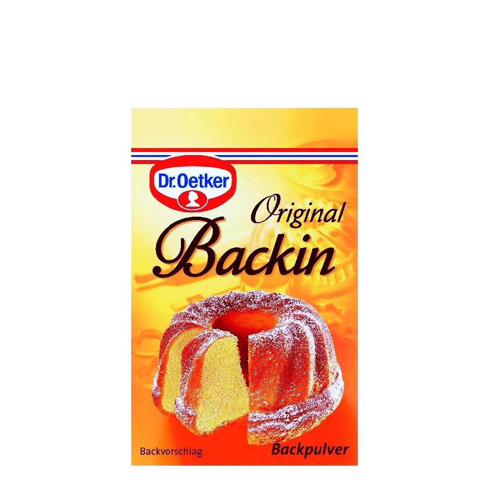 Dr Oetker Original Baking Powder 5x16g