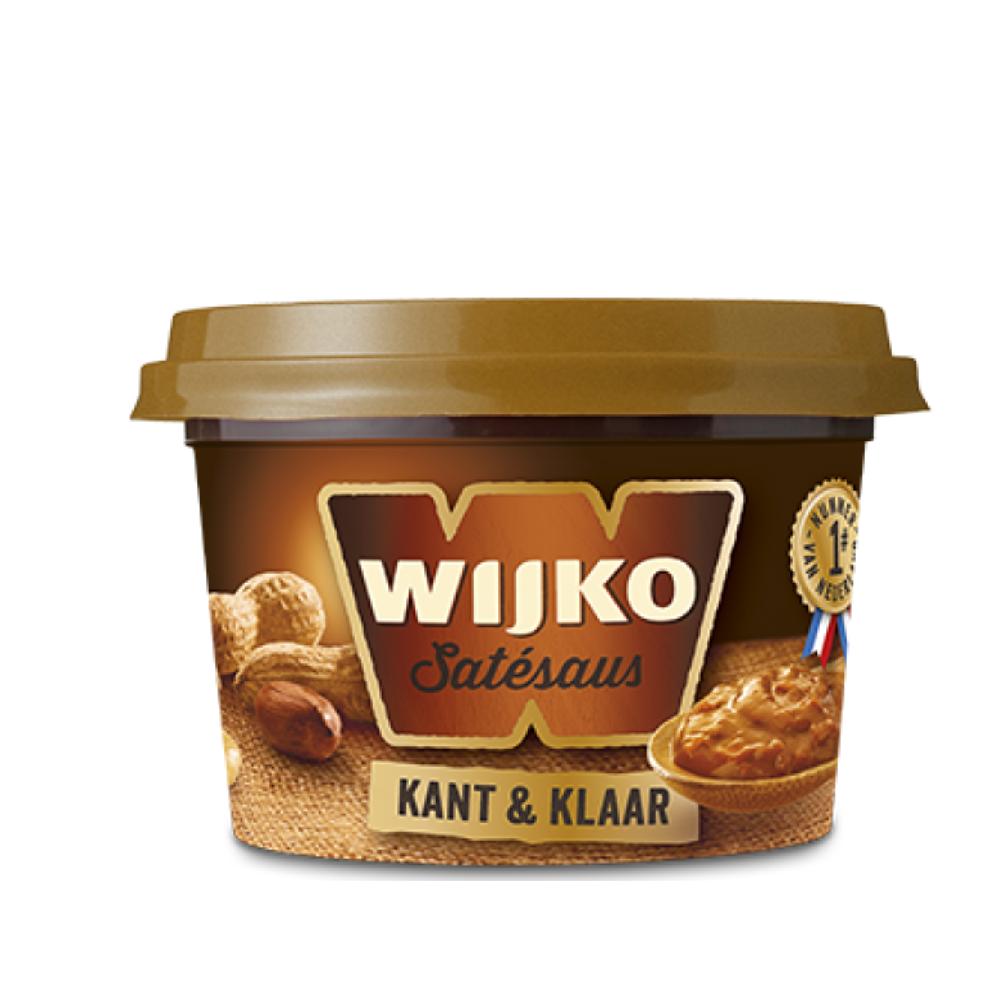 Wijko Peanut Sauce 500g
