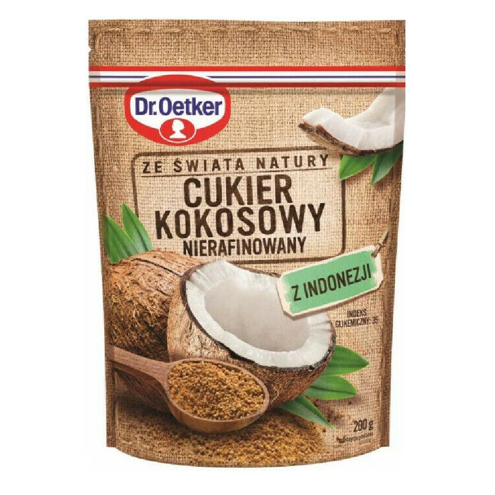 Dr Oetker Coconut Sugar 200g