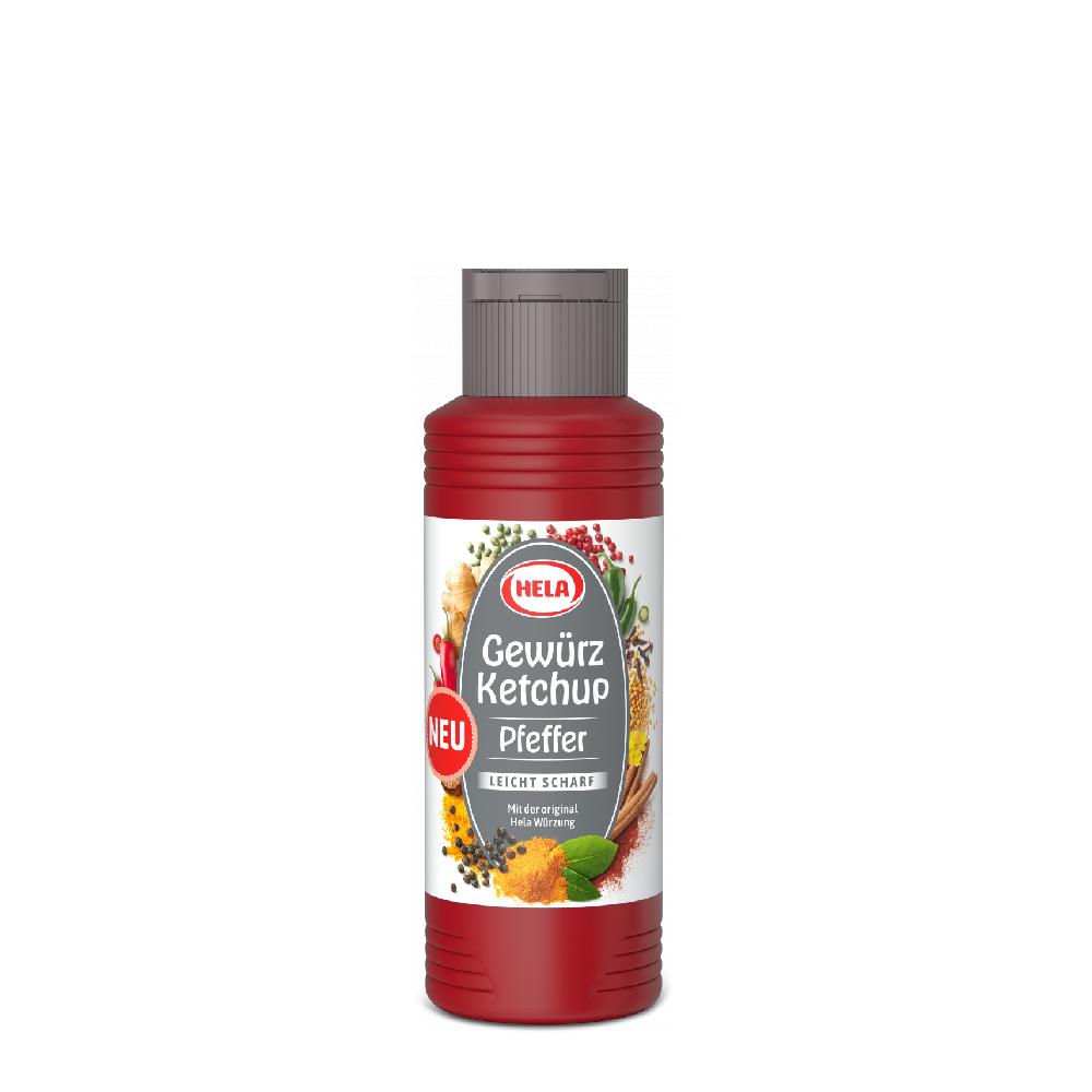 Hela Spice Ketchup Pepper 300ml