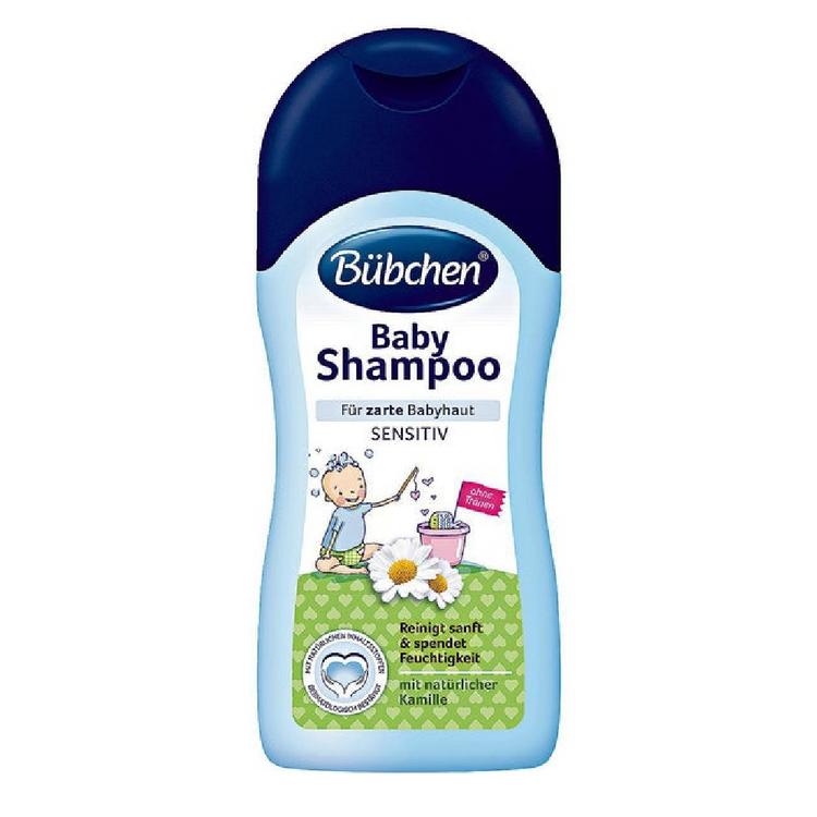 Bubchen Baby Chamomile Shampoo 200ml