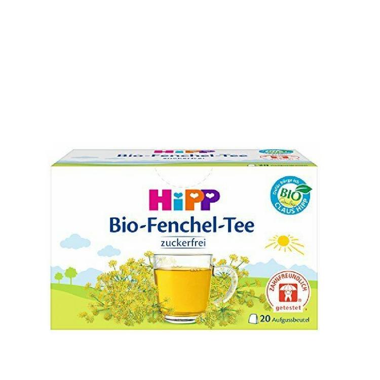 Hipp Fennel Tea 20x1.5g, 30g