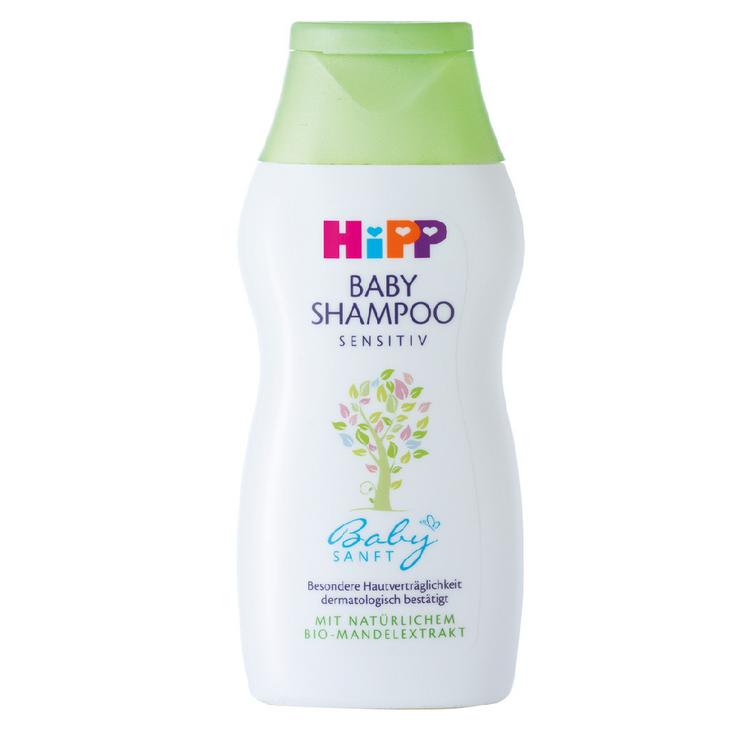 HiPP Sensitive Baby Shampoo With Organic Almond Oil 200ml