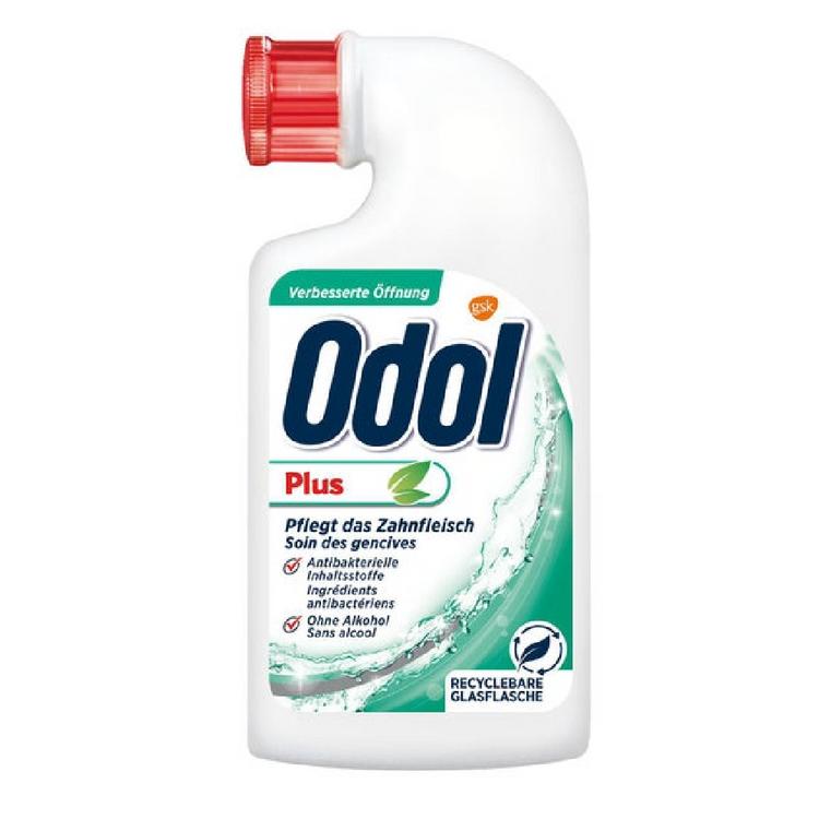 ODOL Plus Mouthwash Concentrate 125ml