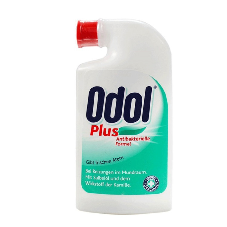 ODOL Plus Mouthwash Concentrate. 40ml