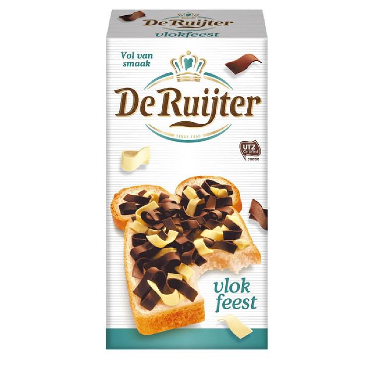 De Ruijter Milk, Dark and White Chocolate Sprinkles 300g