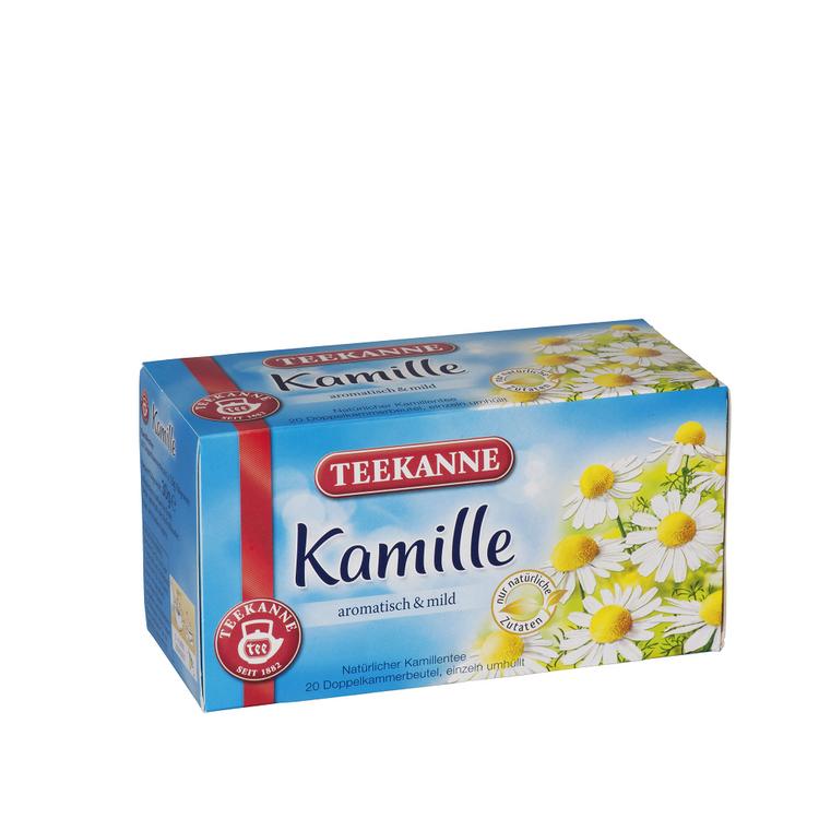 Teekanne Camomile Tea. 20 Tea Bags