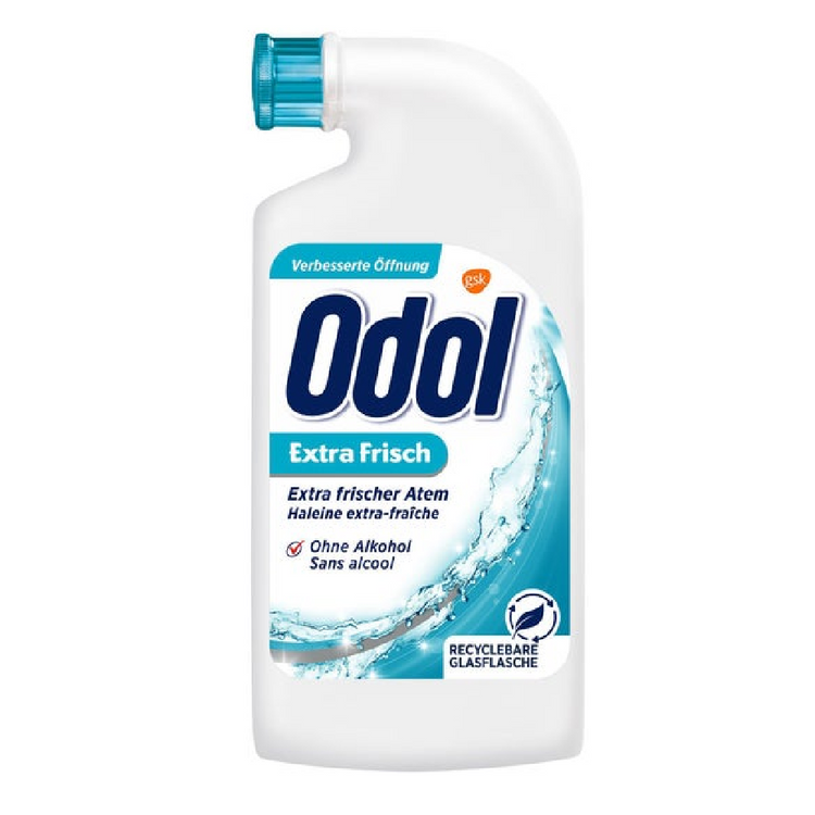 ODOL Extra Fresh Mouthwash Concentrate 125ml