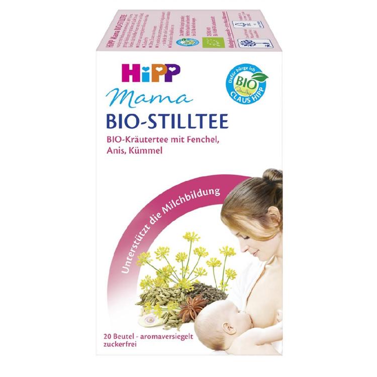 HiPP Organic Tea For Breastfeeding Women 20x1.5g, 30g
