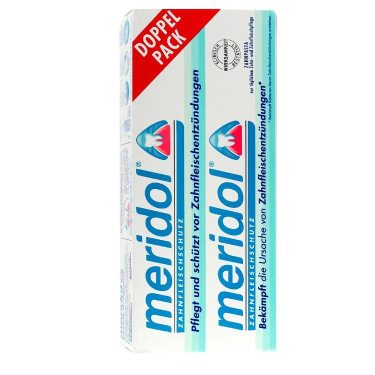 Meridol Toothpaste Double Pack 2 x 75ml