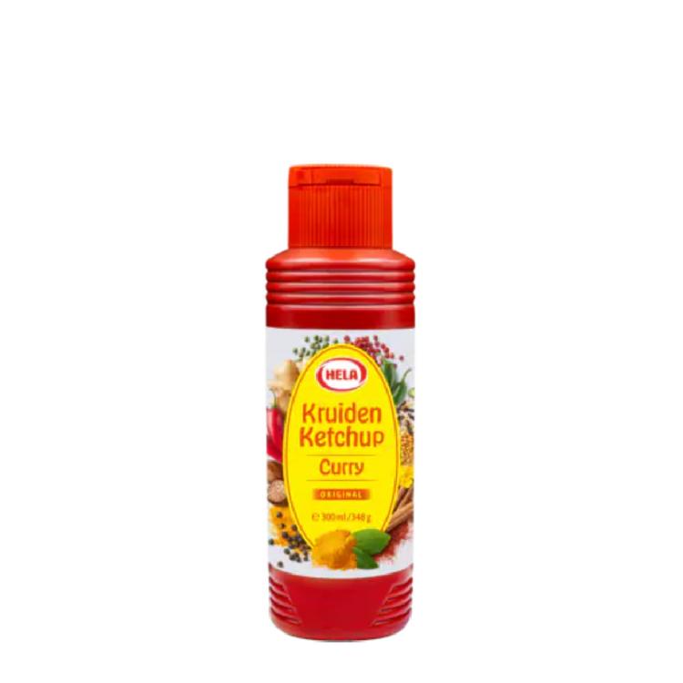 Hela Curry Spice Ketchup Original 300ml