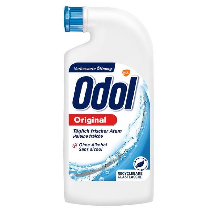 ODOL Original Mouthwash Concentrate 125ml