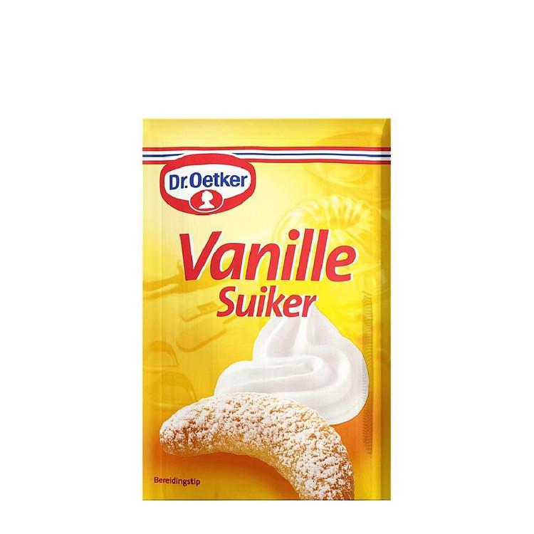 Dr Oetker Vanilla Sugar 10x8g