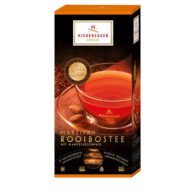 Niederegger Marzipan Rooibos Tea 25x1.75g